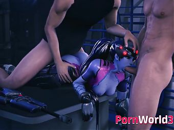 Hentai Sex Collection of The Best 3D Whore