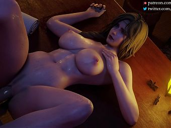 Maria Fucked On A Table