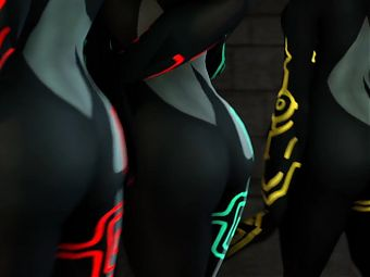 Midna Ass Expansion Cum