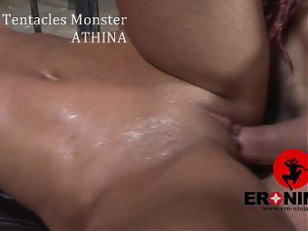 The Tentacles Monster ATHINA