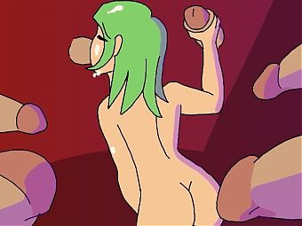Rydia Visits The Gloryhole