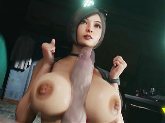 Ada Wong Catched Again