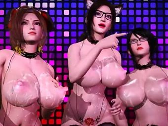 Honey Select Busty Girls - EVERYBODY